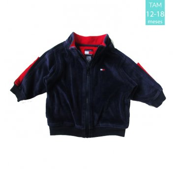 Jaqueta fleece Tommy Hilfiger (629)