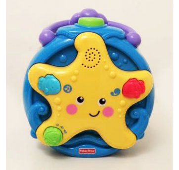 Fisher Price - projetor