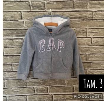 Gap fleece