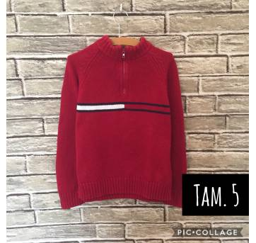 Sweater chiquérrimo Tommy Hilfiger
