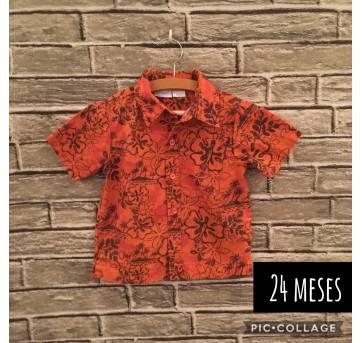 Camisa praiana