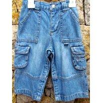 88 - Calça jeans Baby Gap - 12/18 meses