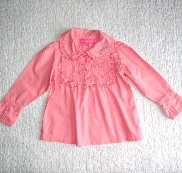 Camisa Lilica Ripilica 4 anos
