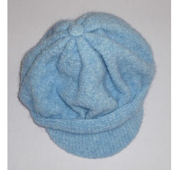 Boina Azul de Lã