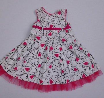 Vestido de passeio - Tamanho 2 - Impecável!