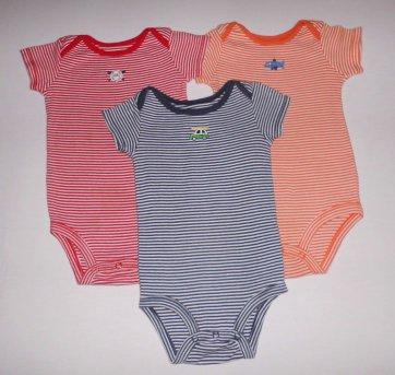 Trio Carter´s - Menino - 9 meses   - 3 PEÇAS !