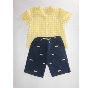 Conjunto Zara Baby - 2 Peças - 12 a 18 meses
