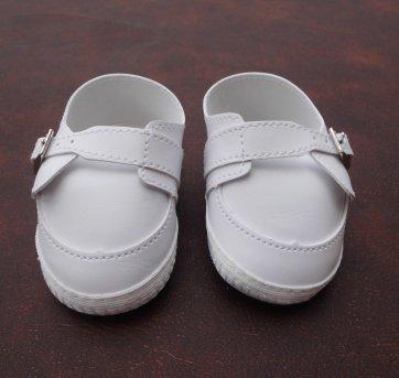 Sapato Pimpolho - Branco -  SOCIAL / FESTA/ BATIZADO - Tamanho 2 - NOVO !!!