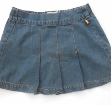 Saia Jeans GREEN  -Tamanho 2