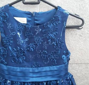Vestido de Festa - Tamanho 6 - Impecável - LINDO!
