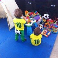 Brechó Infantil - Armário de gêmeos