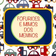 Brechó Infantil - Fofurices e Mimos dos meninos