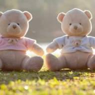 Brechó Infantil - Casal de gêmeos