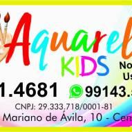 Brechó Infantil - Aquarela Kids Novos e Usados