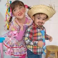 Brechó Infantil - Looks da Valentine e do Henry