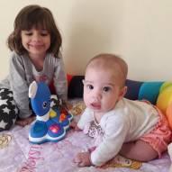 Brechó Infantil - Alice e Joana tão vendendo!