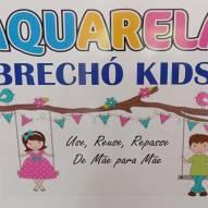 Brechó Infantil - Aquarela Brechó Kids
