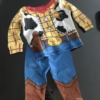 Conjunto Woody - 3 a 6 meses - Disney e Disney baby