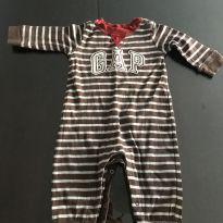 Macacão - 3 a 6 meses - Baby Gap