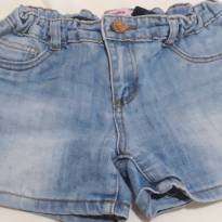 Shorts Jeans - 12 anos - Fuzarka
