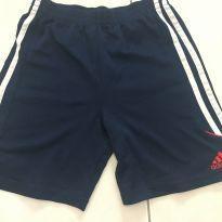 Bermuda dia a dia - 7 anos - Adidas