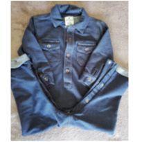 Lindo macacão jeans - 12 a 18 meses - Up Baby