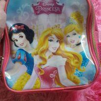 Lancheira princesas -  - Disney