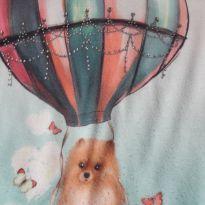 Blusa do cachorrinho - 5 anos - Up Baby