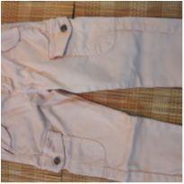 Calça rosa - 1 ano - Puramania