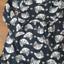 Vestido gatinho - 4 anos - Up Baby