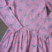 Vestido unicornio - 6 anos - Palomino