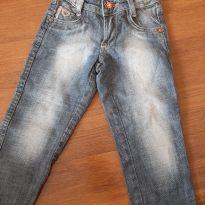 Calça jeans - 2 anos - Não informada