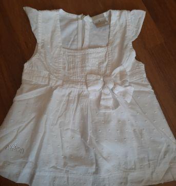 Blusa branca - 3 anos - Milon