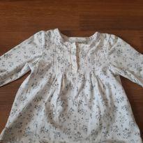 Blusa batinha - 3 meses - Não informada