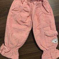 Calca rosa - 18 a 24 meses - Lilica Ripilica