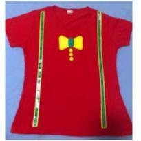 Camisetas Patatá - 3 anos - Não informada