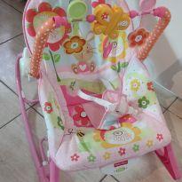 Fisher-Price Cadeira de balanço minha infância Meninas -  - Fisher Price