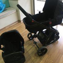 Carrinho com Bebê Conforto Mobi Travel System - Safety 1st -  - Safety 1st