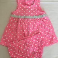 Vestido - 1 ano - Carter`s