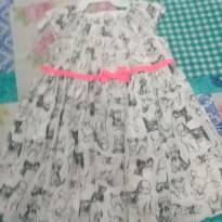 Vestido de festa - 9 meses - Carter`s