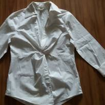 Camisa branca - P - 38 - Kenneth Cole