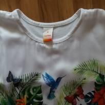 camisa Marisol tam 6 Leve linda e novinha! - 6 anos - Marisol