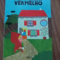 Livro chapeuzinho vermelho -  - Livro