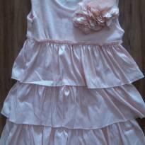 Vestido Pituchinhus tam 4 - 4 anos - Pituchinhus
