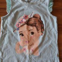 Camisa alphabeto tam 1 - 9 meses - Alphabeto