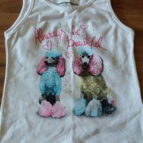 Camisa bebê Marisol - 6 meses - Marisol