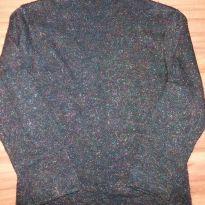 Camisa gola alta - PP - 36 - Não informada