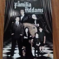 Dvd box família adams 3 discos -  - Não informada