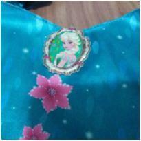 Vestido fantasia Elza frozen 2