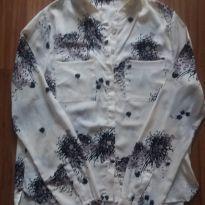 Camisa Aquamar - M - 40 - 42 - Aquamar